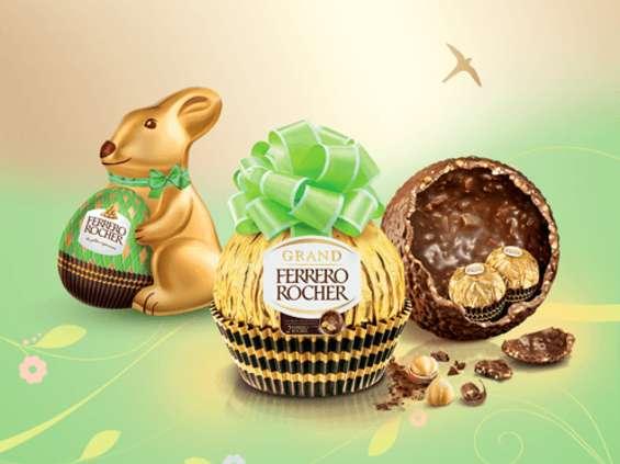 Ferrero Commercial Polska. Ferrero Rocher