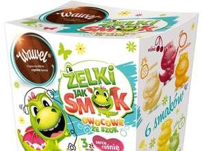 Wiosenna energia ze słodyczami Wawel