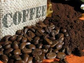 Kawa z ostrzeżeniem