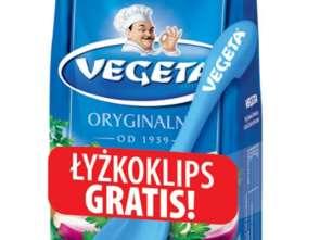 Łyżkoklips w nowej promocji Vegety