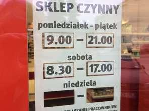 Małe sklepy a zakaz handlu w niedziele