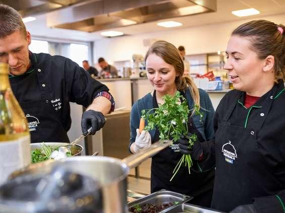 Więcej gastronomii w Akademii Inspiracji Makro