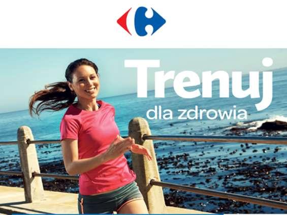 Carrefour sponsorem maratonu