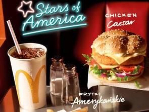 Amerykańskie smaki wracają do McDonald's