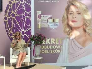 Ewa Kasprzyk twarzą nowej linii Soraya
