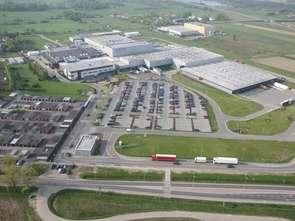 Avon z fabryką w Garwolinie