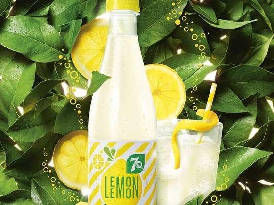 PepsiCo. 7Up Lemon Lemon