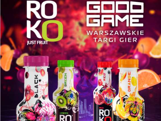 Roko Just Fruit sponsorem targów gambingowych