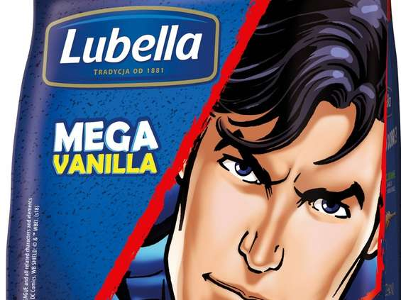 Grupa Maspex. Lubella Mega Vanila