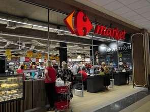 Nowy supermarket franczyzowy Carrefoura