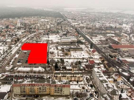 W Wągrowcu rozbudowa centrum handlowego
