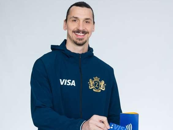 Zlatan Ibrahimović i Visa
