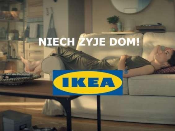IKEA i wiosenne leniuchowanie
