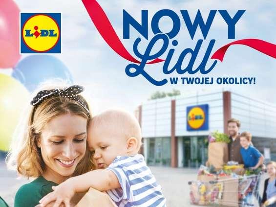 Nowy Lidl w Kielcach