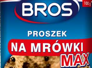 Bros. Bros proszek na mrówki max