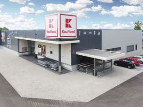 Kaufland otworzył dwa sklepy jednego dnia