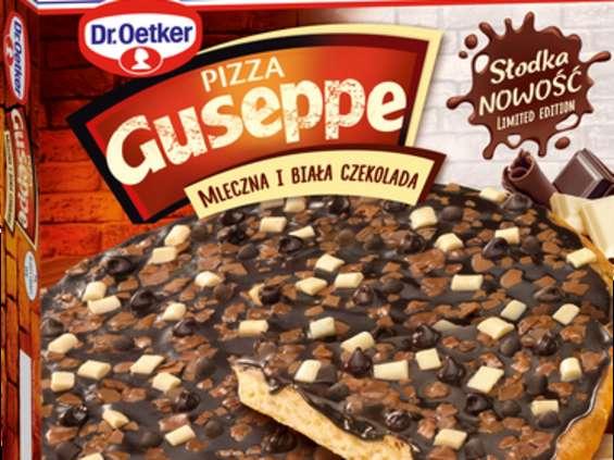 Dr. Oetker Polska. Pizza Guseppe
