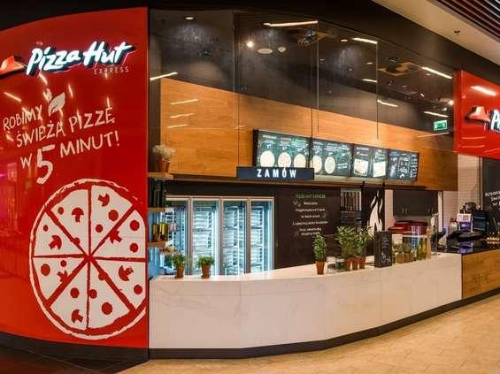 Pizza Hut Express w Łomiankach