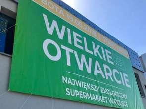 Powstaje ekologiczny supermarket