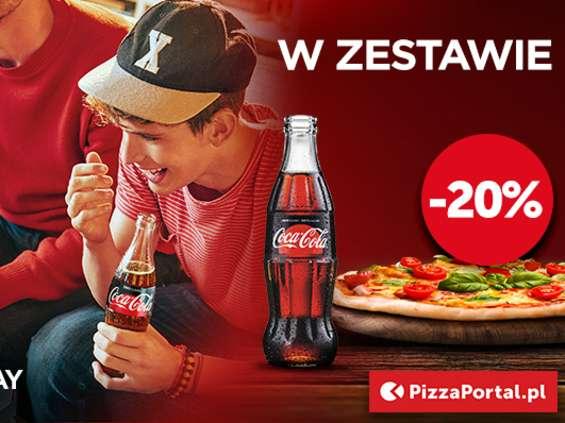 Coca-Cola Day na platformie PizzaPortal.pl