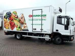 Podatek i koszty obciążają wynik Eurocashu