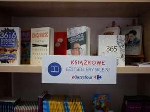 Carrefour na Warszawskich Targach Książki