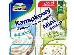 Hochland Polska. Hochland Kanapakowy Mini