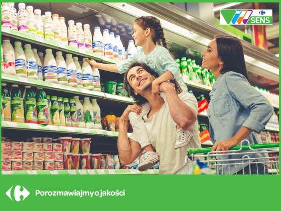 Carrefour promuje zdrowe odżywnianie