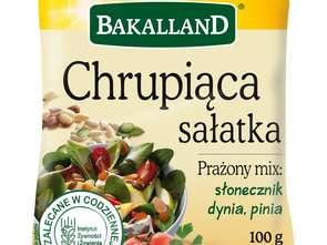 Bakalland z rekomendacją Instytutu Żywności i Żywienia