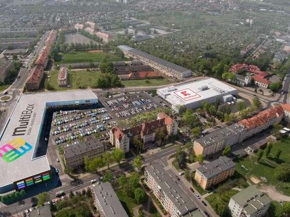 Pierwszy Kaufland w Głogowie