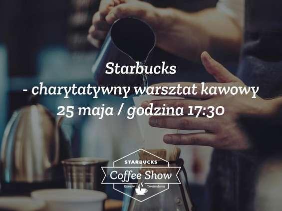 Starbucks i Fundacja Robinson Crusoe
