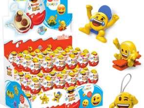 Ferrero Commercial Polska. Kinder Joy i Emoji