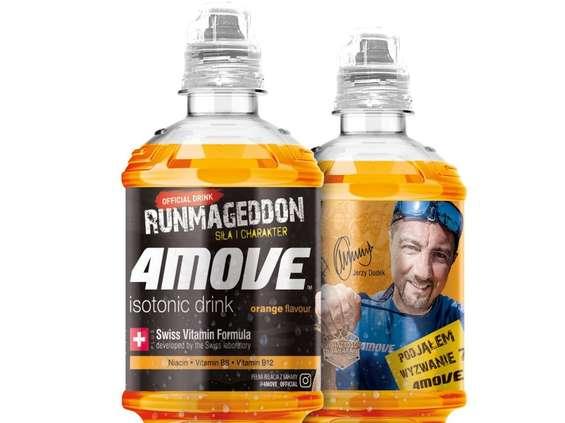 Food Care. Pomarańczowy 4Move Runmageddon