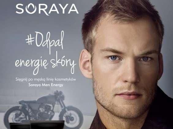 Orkla Care promuje Soraya Men Energy