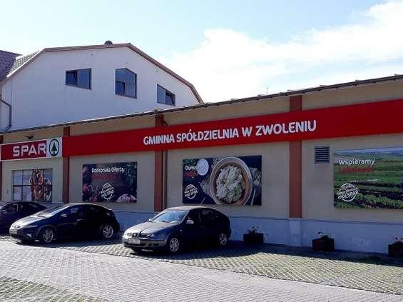 Spar otwiera duży supermarket w Zwoleniu