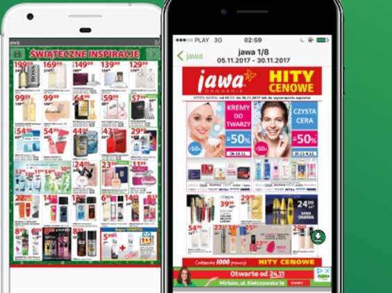 Jawa z aplikacją mobilną