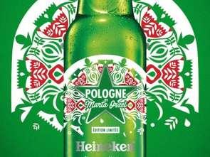 Polska w limitowanej edycji Heinekena we Francji