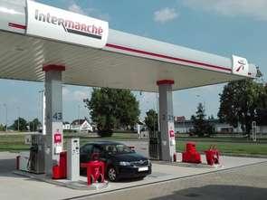 Kolejna stacja paliw Intermarché