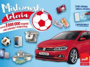 Loteria Polomarketu: ponad milion nagród
