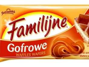 Colian. Familijne wafle Gofrowe
