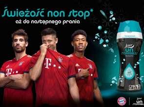 Lenor Unstoppables i FC Bayern Monachium