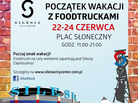 Silesia City Center i smaki świata