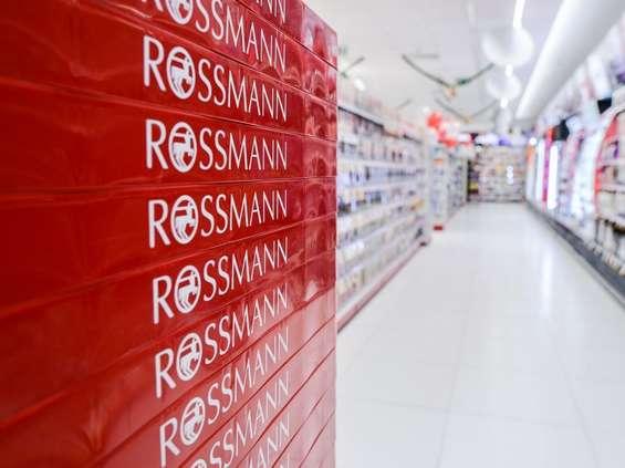 Rossmann w Parku Handlowym w Namysłowie