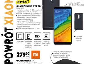 Xiaomi powraca do Biedronki