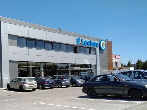 E.Leclerc z 50. sklepem w Polsce