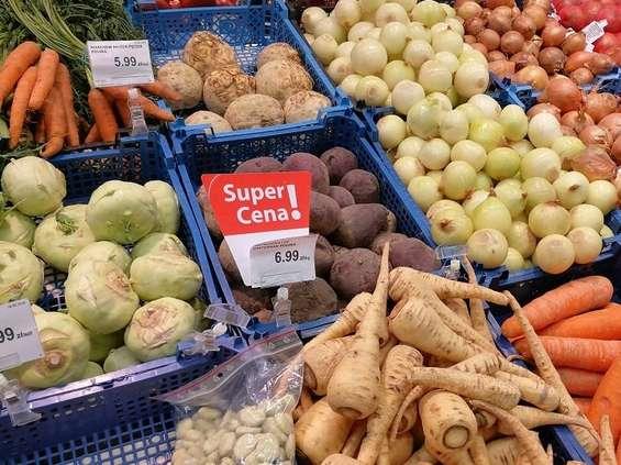Najtańsze warzywa wcale nie są w dyskontach