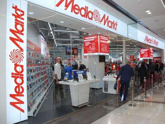 Saturn w Katowicach zmienia szyld na Media Markt