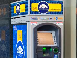 Euronet znów instaluje sezonowe bankomaty