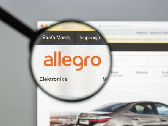 Allegro i długo nic...