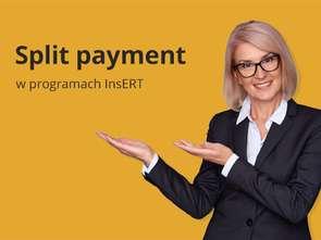 InsERT gotowy na split payment